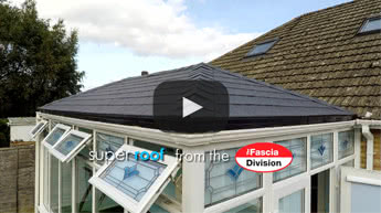 Super Roof™ installation