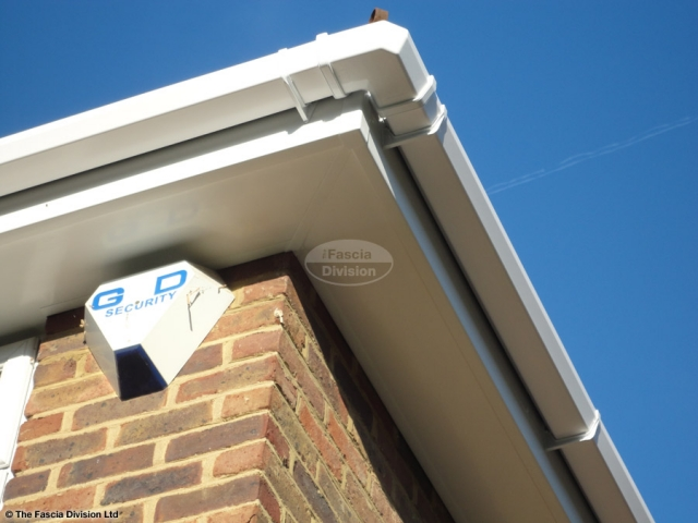 Replacement fascias soffits guttering by The Fascia Division