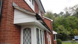 Fascia Soffit Cladding And Guttering Full Replacement Waterlooville