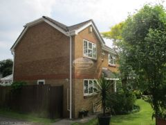 Fascia, soffit and square guttering replacement