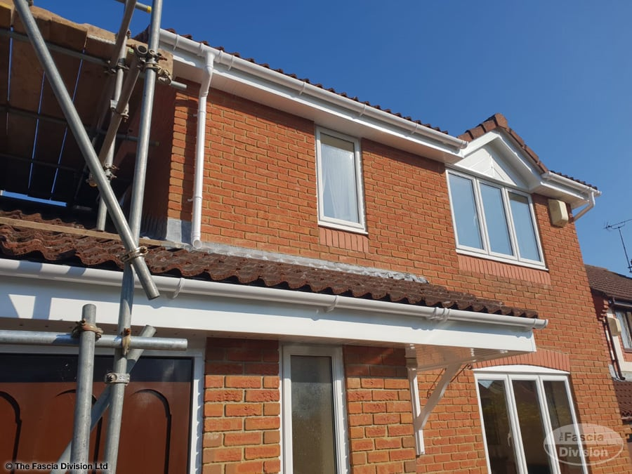 Soffit and fascia replacement in Wittering Cambridgeshire