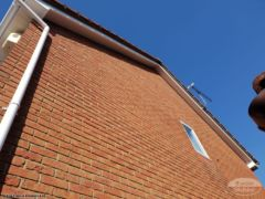 UPVC bargeboard and soffit replacement in Wittering Cambridgeshire