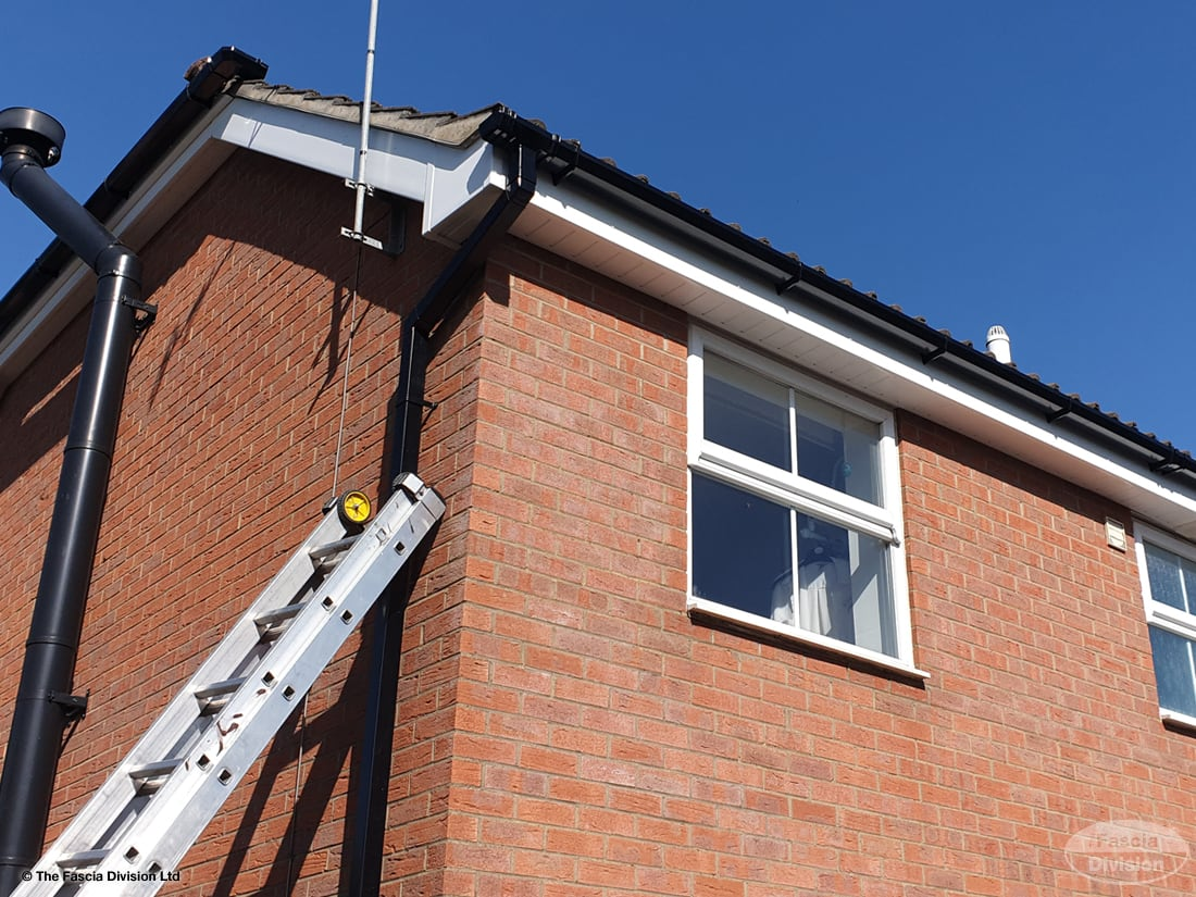 Fascias and soffits fitters Wellingborough