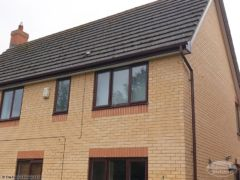 UPVC fascias soffits guttering Oundle Peterborough