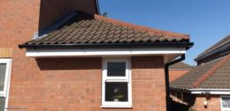 UPVC fascias, soffits and gutters Wellingborough
