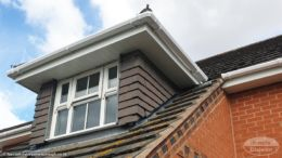 fascias and soffits installation Bourne