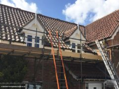 fascias, soffits and guttering replacement in Halesworth
