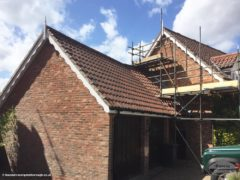replacement fascia and soffits installation Peterborough