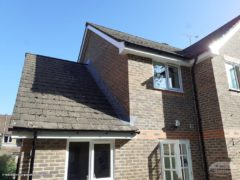 full replacement white UPVC fascias and soffits Peterborough