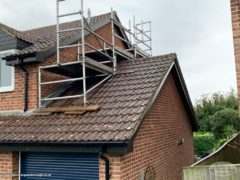 replace fascias, soffits and guttering